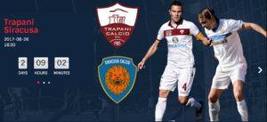 Trapani-Siracusa Sportube: diretta live streaming, ecco come vedere la partita