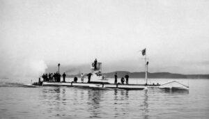 Sottomarino tedesco della Grande Guerra ritrovato intatto, a bordo 23 membri dell'equipaggio