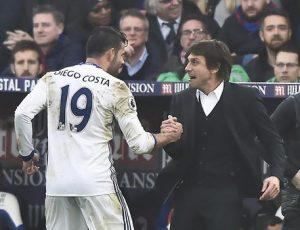 Diego Costa fuori dalla lista Champions, buona notizia per la Roma