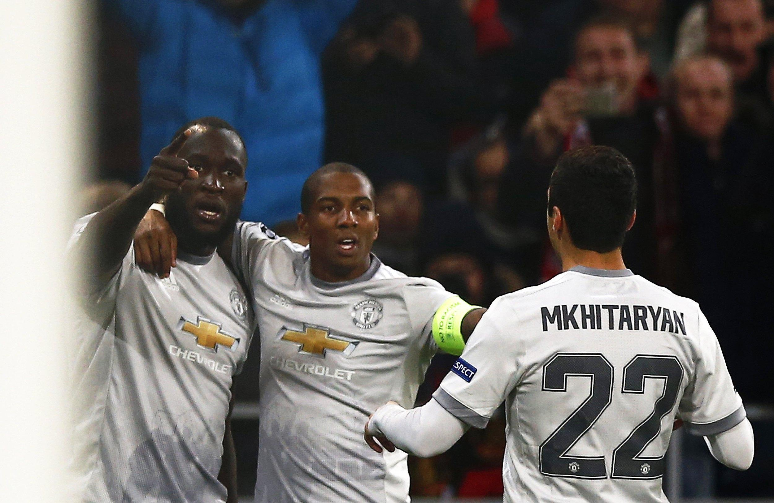 YOUTUBE, show di Lukaku: lo United di Mourinho passeggia a Mosca