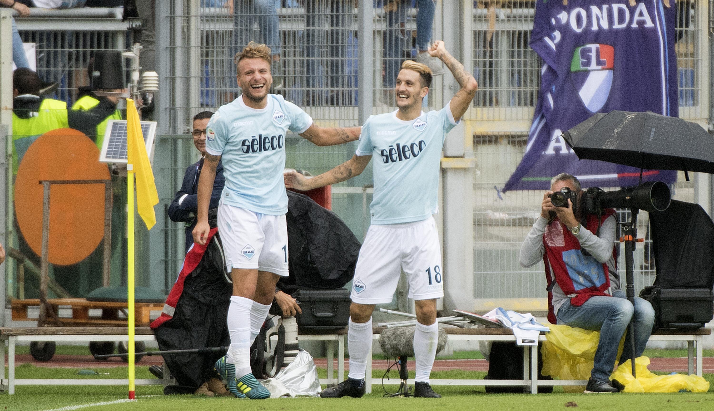 Serie A, Lazio-Milan 4-1: Immobile tripletta che demolisce Montella