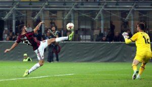 Europa League, Milan-Rijeka 3-2: Cutrone salva Montella al 93'