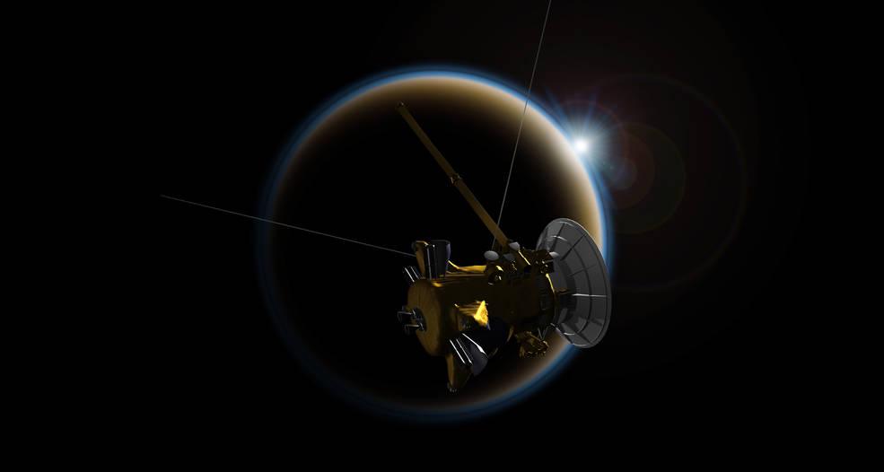 Sonda Cassini, missione dei record finita: segnale scomparso col tuffo dentro Saturno