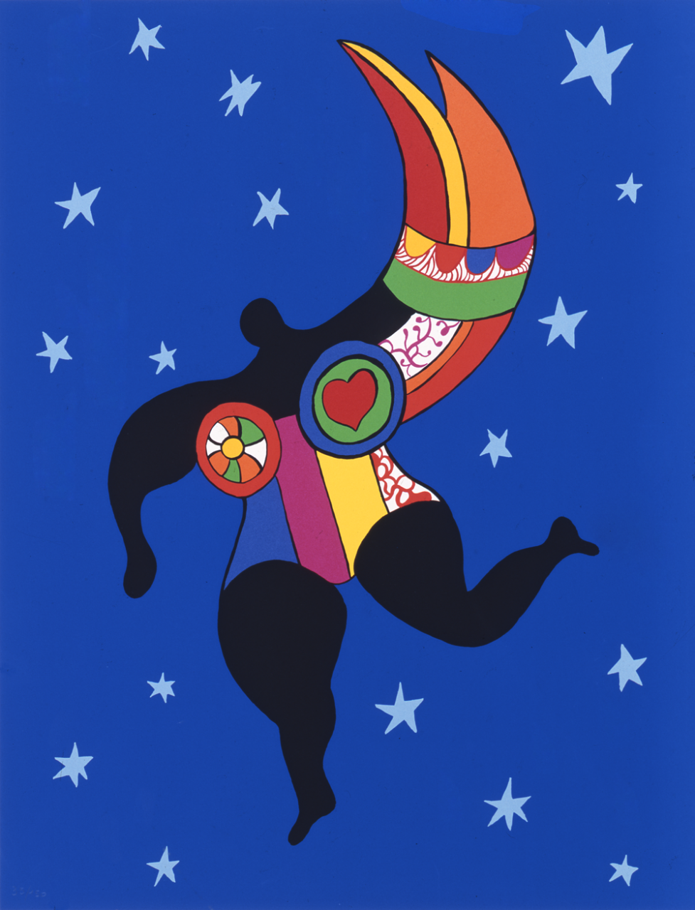 Torino, Niki de Saint Phalle in mostra al Museo Ettore Fico