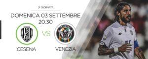 Cesena-Venezia, la diretta live della partita di Serie B