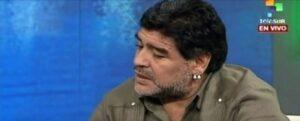 """Maradona furioso con Sampaoli: """"Icardi non è Batistuta. Meglio Higuain"""""""