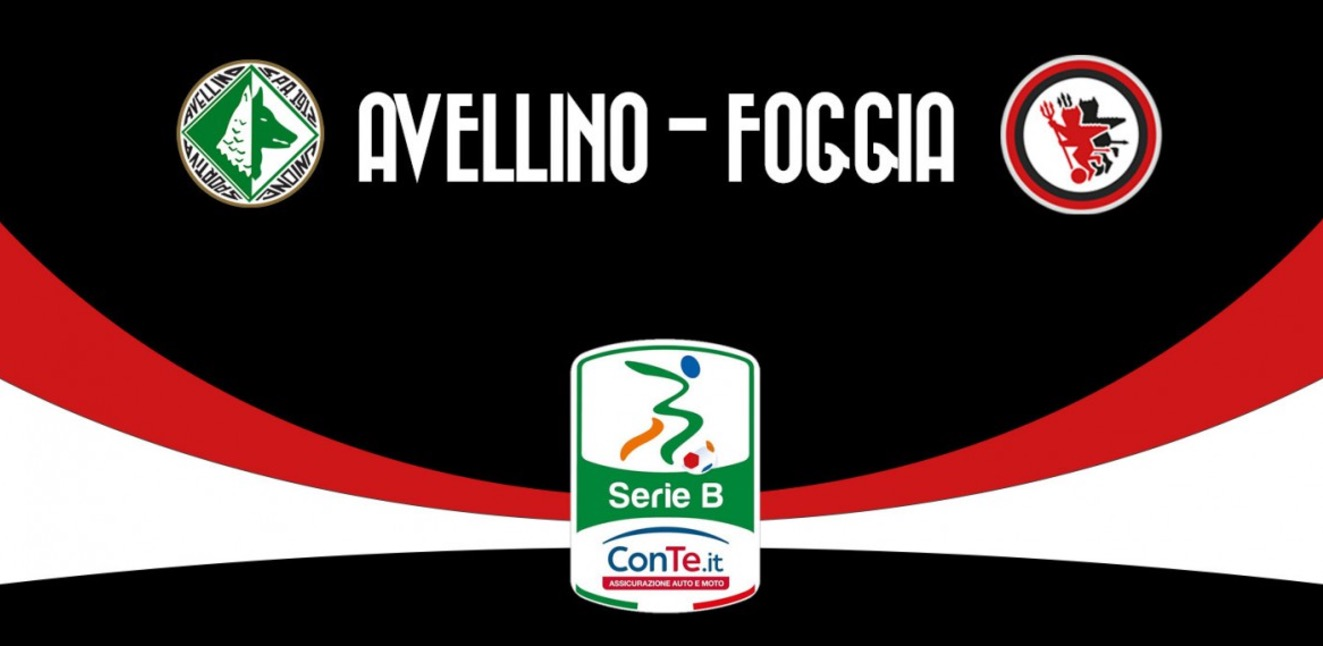 Avellino-Foggia, la diretta live della partita di Serie B