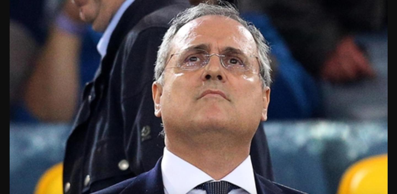 """Claudio Lotito: """"Simone Inzaghi alla Juventus? Conta il presidente..."""""""