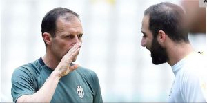 Juventus-Torino, Gonzalo Higuain in panchina: esclusione clamorosa