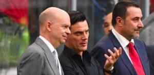 Milan, Montella rischia esonero: Antonio Conte o Carlo Ancelotti per il futuro