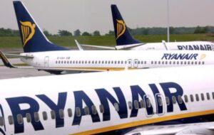 Ryanair cancella altri voli fino a marzo 2018: 400mila passeggeri a terra