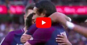 YouTube, Neymar-Cavani: ancora gol e abbracci in Psg-Bordeaux