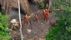 Amazzonia, tribù indigena sterminata dai cercatori d'oro
