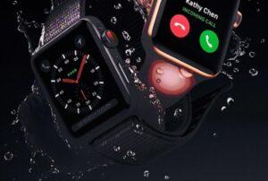 Apple Watch Series 3 LTE non si connette ad internet