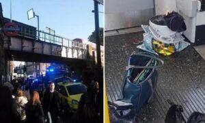 Londra, esplosione nella metro, contenitori con esplosivi: decine di passeggeri feriti al volto
