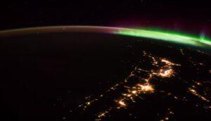 Aurora boreale, il VIDEO spettacolare girato dall'astronauta Paolo Nespoli