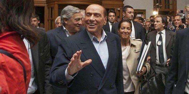 Berlusconi perde kg in un mese con la dieta di Alberico Lemme