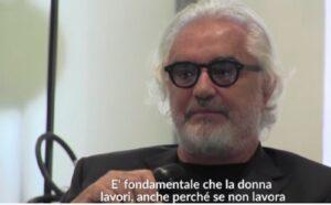 """BRIATORE SULLE DONNE: """"MEGLIO LAVORINO ALTRIMENTI..."""""""