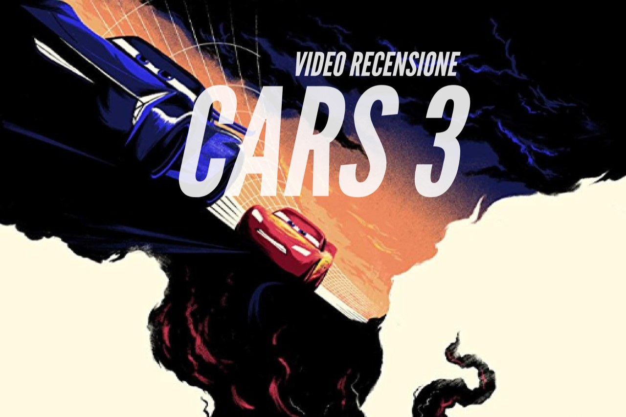 YOUTUBE Cars 3: video recensione del film di animazione. Saetta McQueen è tornato
