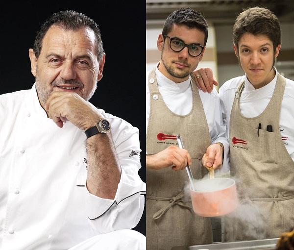 """Cena esclusiva con Vissani al Ristorante """"Lo Scudiero"""" di Pesaro: menù e info"""