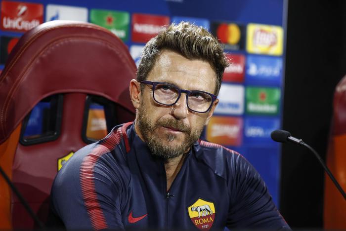 """Di Francesco replica a D'Alema: """"Lui sì che sa vincere"""" VIDEO"""