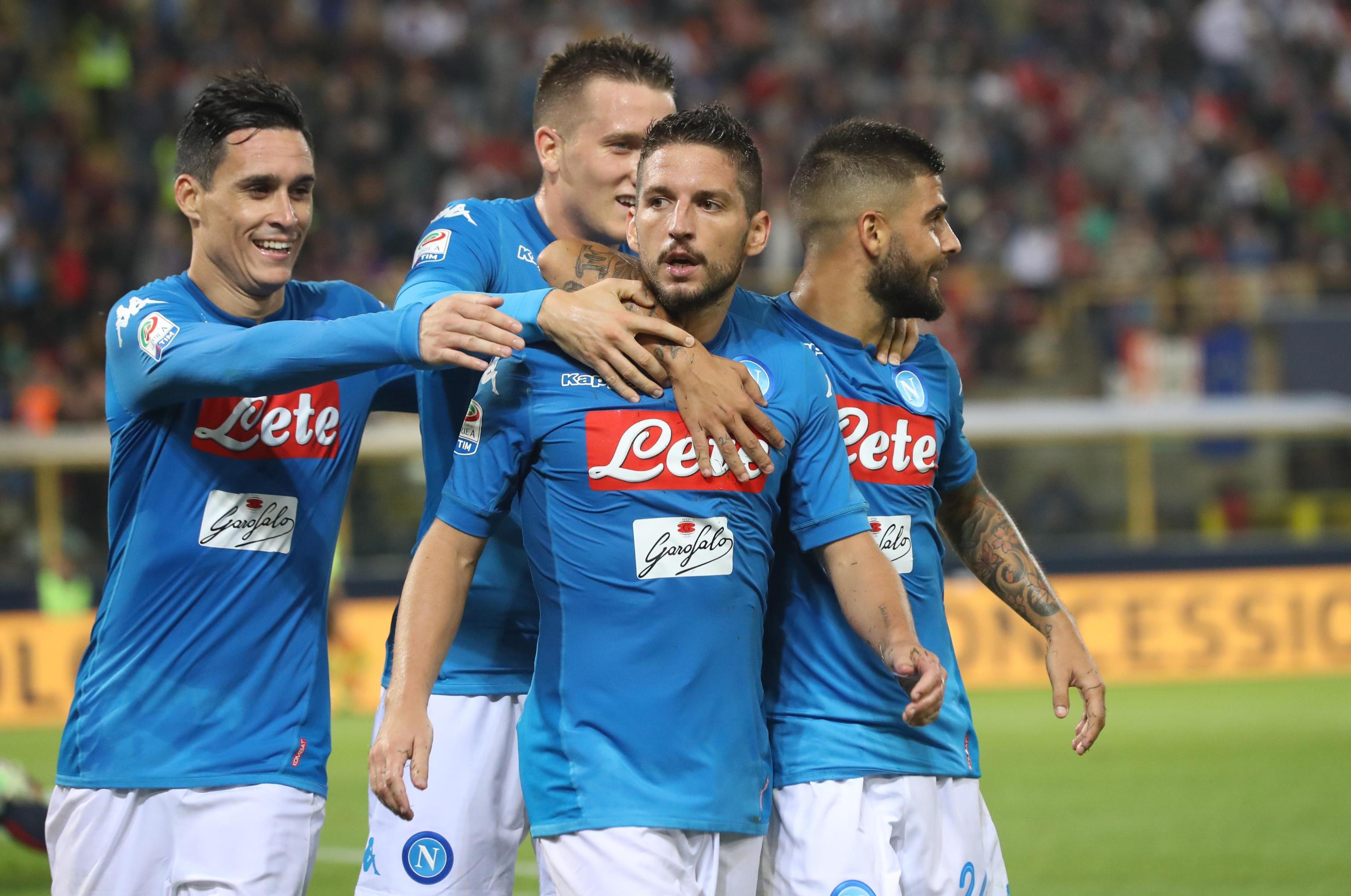 Serie A: Juve, Inter e Napoli in vetta. Milan crolla contro la Lazio