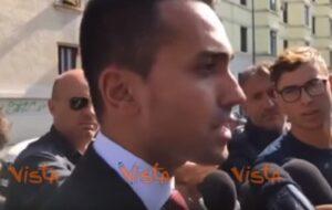 """Di Maio parla da premier M5s: """"Creare posti di lavoro per i giovani nostra priorità"""""""