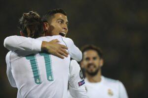 YOUTUBE, Cristiano Ronaldo stende il Borussia Dortmund con doppietta
