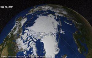 Artico, è allarme: i ghiacci raggiungono estensione minima da 40 anni