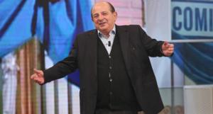 """Giancarlo Magalli: """"Adriana Volpe non mi ha mai querelato, si fa solo pubblicità"""""""