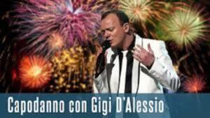 Mediaset licenzia Gigi D'Alessio: il concerto di Capodanno sarà a reti unificate