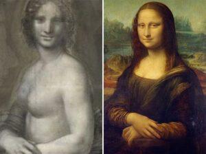 Una Gioconda senza veli nei sotterranei del Louvre: la mano è di Leonardo da Vinci?