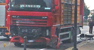 Incidente Valsugana, il camionista Mauro Stocco è indagato per omicidio stradale
