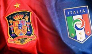 Spagna-Italia streaming: dove vederla, orario, diretta tv