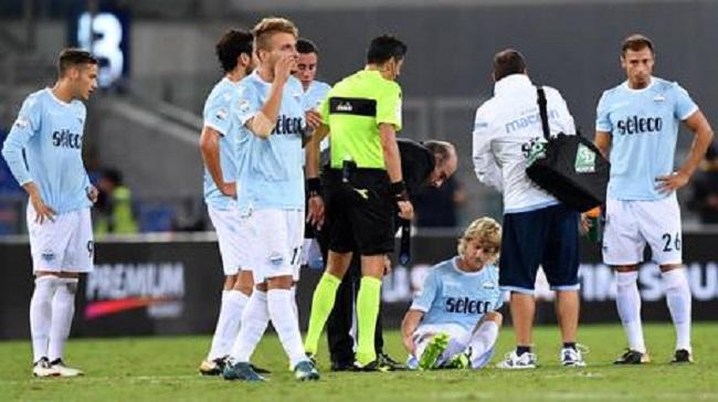 Lazio in emergenza: in difesa è rimasto solo Radu, ko Basta, Bastos e De Vrij