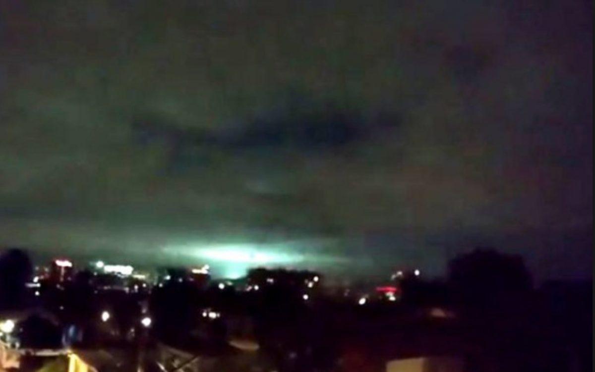 Terremoto: il mistero delle luci telluriche visibili anche in Messico