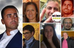 M5S candidati premier. Di Maio, mi scrive Picone...Novi: assassino chi mangia carne