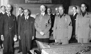"""Monaco 1938, la tesi dello scrittore Harris: """"Altro che disastro, fu un successo di Chamberlain"""""""