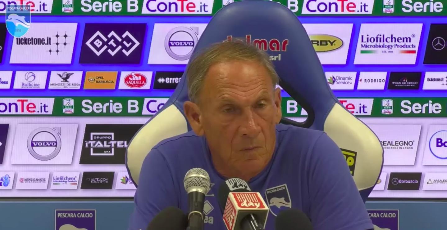 Pescara-Entella, la diretta live della partita di Serie B (5° giornata)