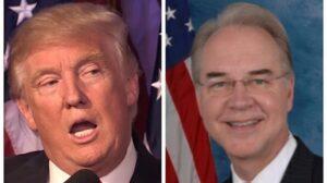 Donald Trump perde un altro ministro: si dimette Tom Price dopo scandalo voli privati