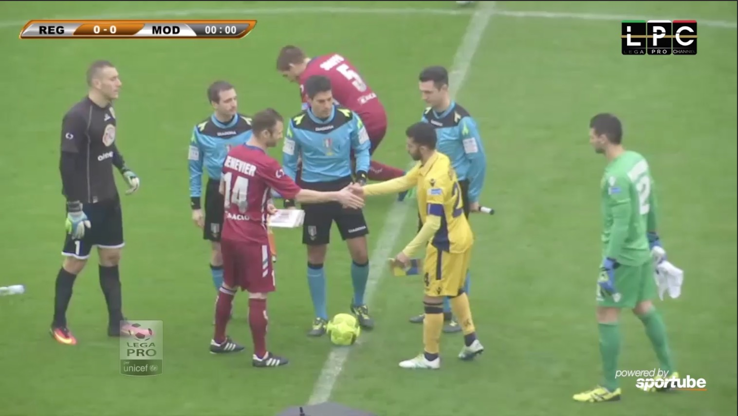 Reggiana-Modena, niente diretta RaiSport, solo Sportube live streaming: ecco come vedere il derby
