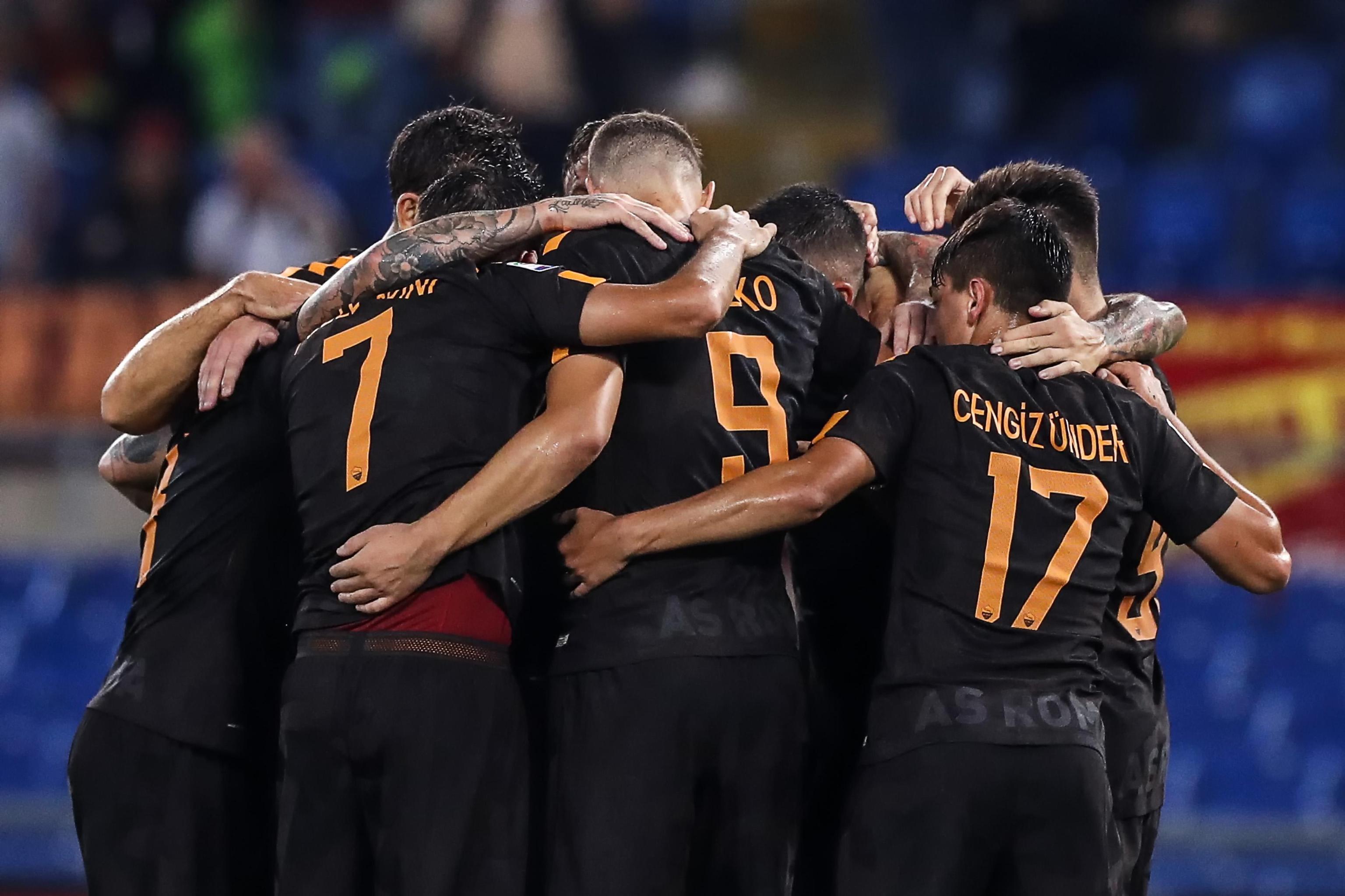 Serie A, Roma devastante: Verona ko. Dzeko è tornato a segnare
