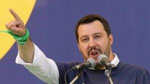 Salvini fra Andreotti e Bersani. Due forni con Berlusconi ma con Beppe Grillo non si scherza