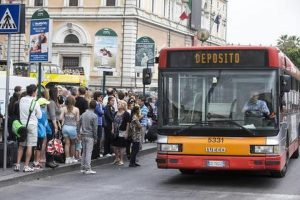 Sciopero Atac Roma 12 settembre di 4 ore: dopo la pioggia, stop a bus e metro