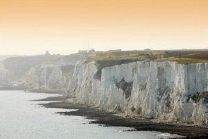 Polvere cosmica ha fatto bianche le scogliere di Dover