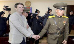 """Trump: """"Otto Warmbier torturato oltre l'immaginabile dalla Corea del Nord"""""""