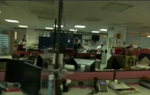 Terremoto Messico, il VIDEO della scossa all'interno di un ufficio