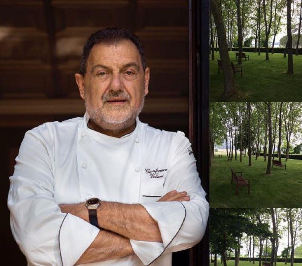 """Gianfranco Vissani: """"Il mondo del food attuale non mi appartiene"""""""