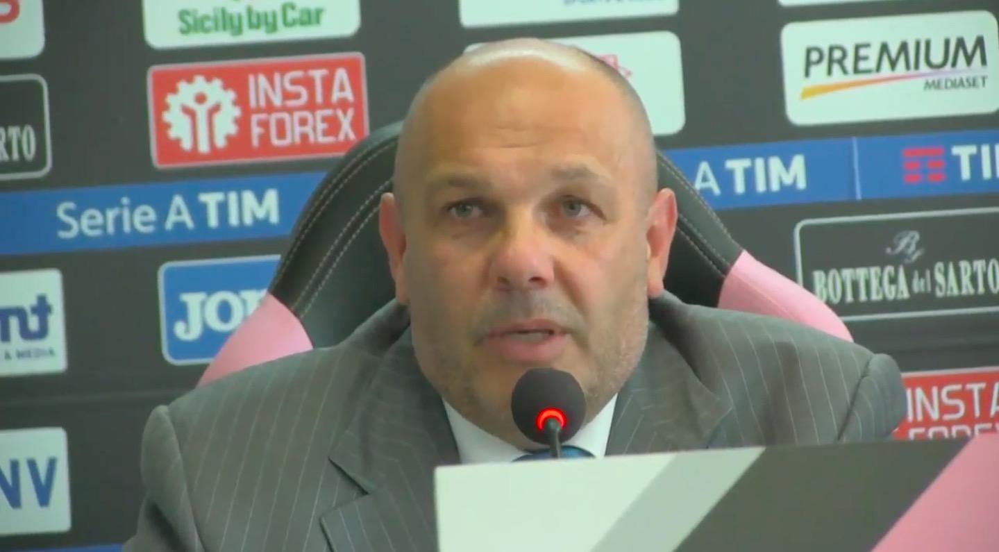 Palermo-Parma, la diretta live della partita di Serie B (8° giornata)