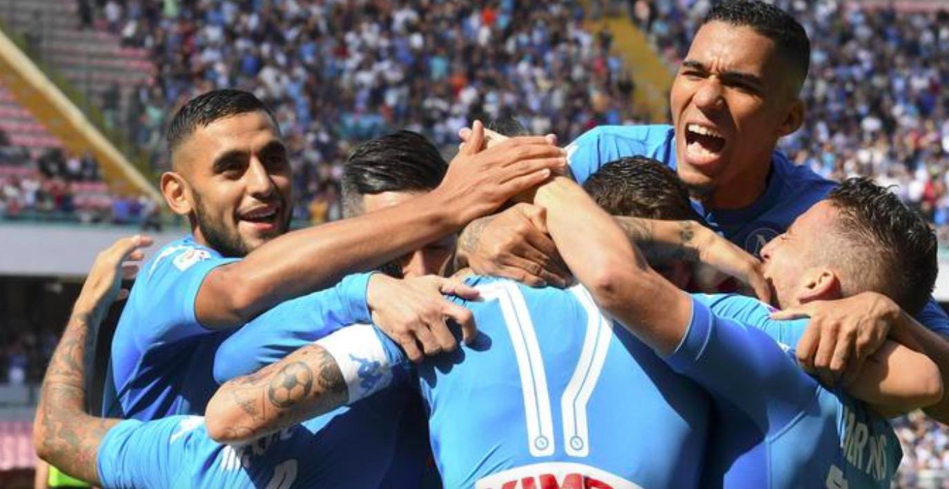 Serie A: Napoli solo in vetta, Atalanta blocca Juve. Milan in crisi, ko anche con Roma